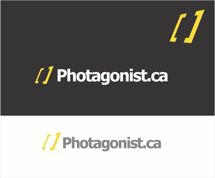 Inscrição nº                                         712                                      do Concurso para                                         Logo Design for Photagonist.ca