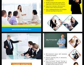 #6 for Design a Brochure for TTT Course by GraphicStudio313