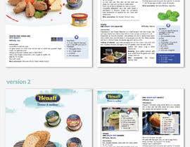 Design a Brochure - food recipe ideas   Freelancer