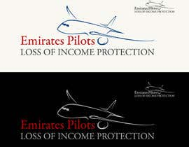#26 for Logo Design for Emirates Pilots Loss of Income Protection (LIPS) by CGSaba
