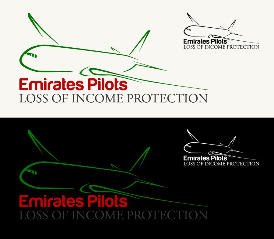 Inscrição nº 74 do Concurso para Logo Design for Emirates Pilots Loss of Income Protection (LIPS)
