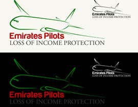 #74 for Logo Design for Emirates Pilots Loss of Income Protection (LIPS) by CGSaba