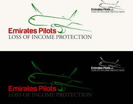 #75 для Logo Design for Emirates Pilots Loss of Income Protection (LIPS) от CGSaba