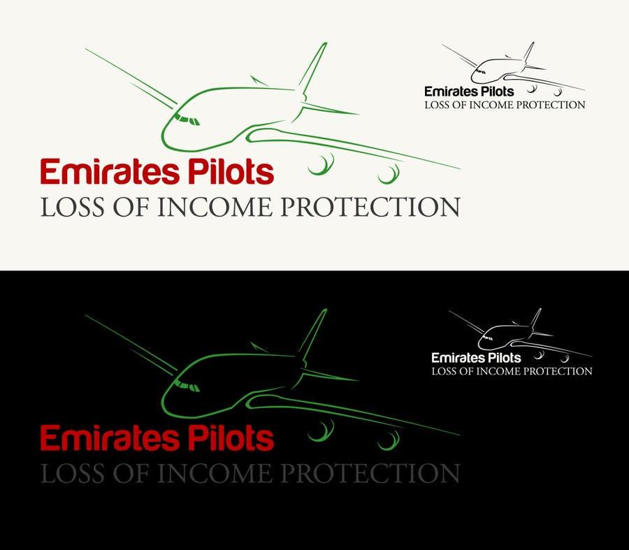 Inscrição nº 244 do Concurso para Logo Design for Emirates Pilots Loss of Income Protection (LIPS)