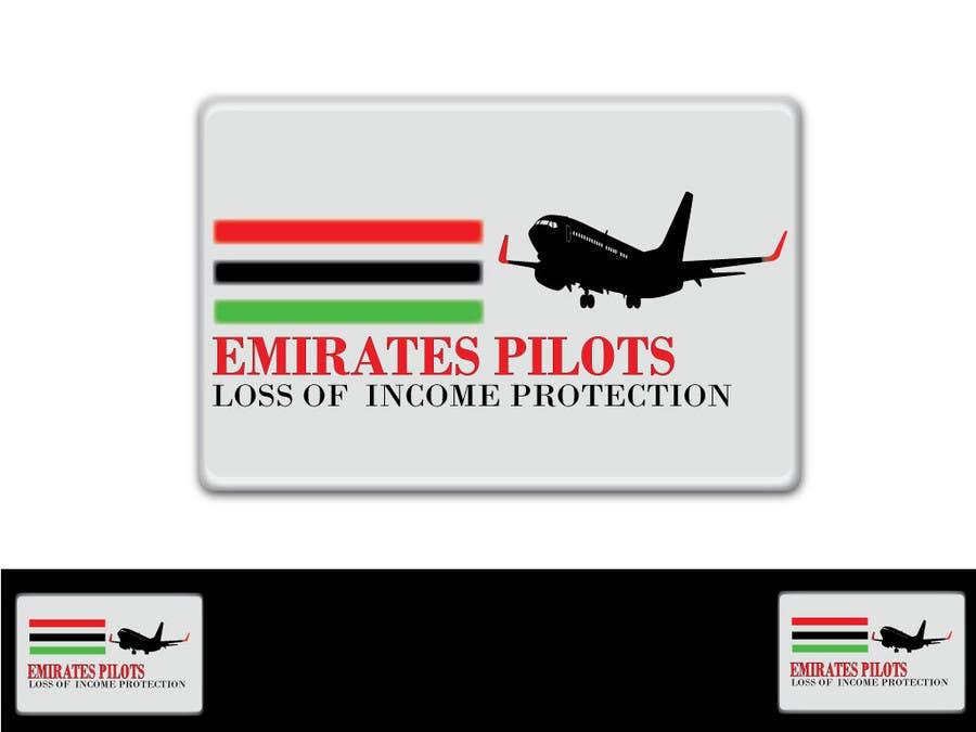 Inscrição nº 156 do Concurso para Logo Design for Emirates Pilots Loss of Income Protection (LIPS)