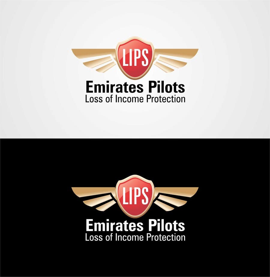 Inscrição nº 152 do Concurso para Logo Design for Emirates Pilots Loss of Income Protection (LIPS)