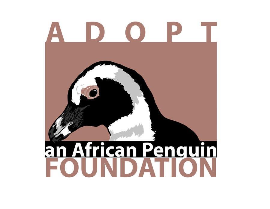 Inscrição nº                                         41                                      do Concurso para                                         Design Adopt an African Penguin