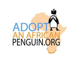 #165 untuk Design Adopt an African Penguin oleh Minast
