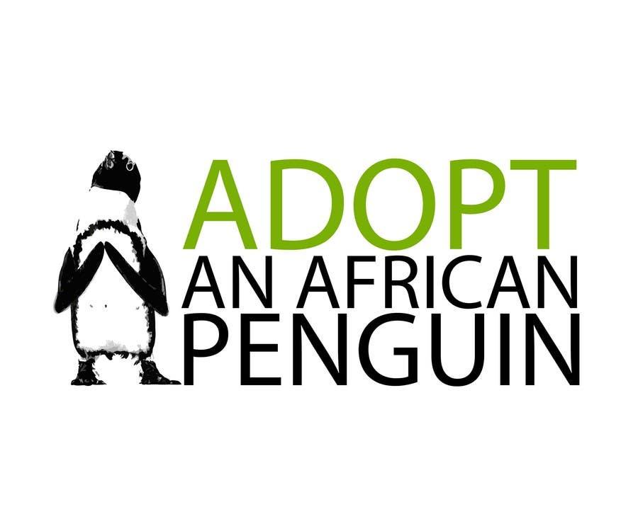 Inscrição nº                                         125                                      do Concurso para                                         Design Adopt an African Penguin