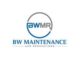 #7 My partner is starting a business named BW Maintenance and Renovations or BAW Maintenance and Renovations (depending what looks better) he will be doing bathroom/kitchen renovations and handy man work részére Beautylady által