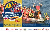 Flyer Design for Major League Dragon Boat events contest winner