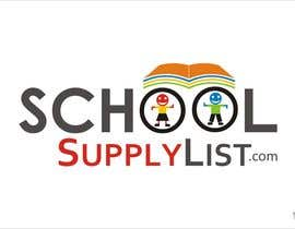 #285 cho Logo Design for School-Supply-List.com bởi innovys