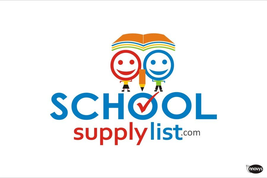 Konkurrenceindlæg #298 for Logo Design for School-Supply-List.com