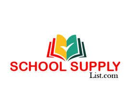 fumanjii tarafından Logo Design for School-Supply-List.com için no 221