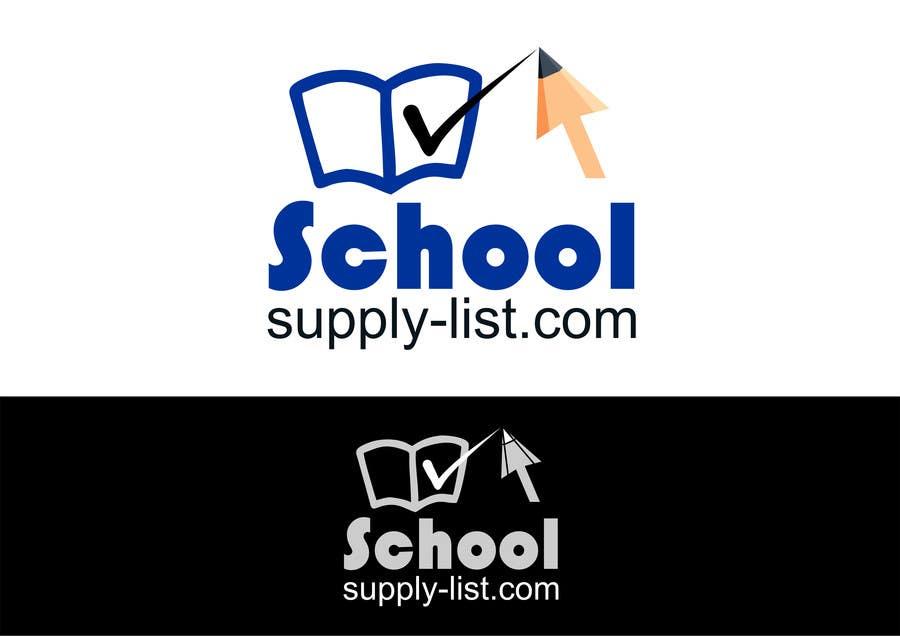 Конкурсная заявка №116 для Logo Design for School-Supply-List.com