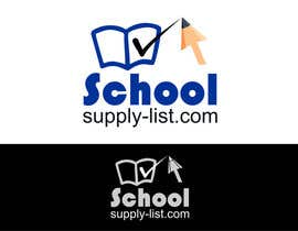 nº 116 pour Logo Design for School-Supply-List.com par bozidartanic