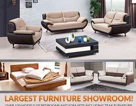 Nro 16 kilpailuun Design of a newspaper Advert for Furniture Business - 2 x 6 month contract käyttäjältä Opuarmaanislam21