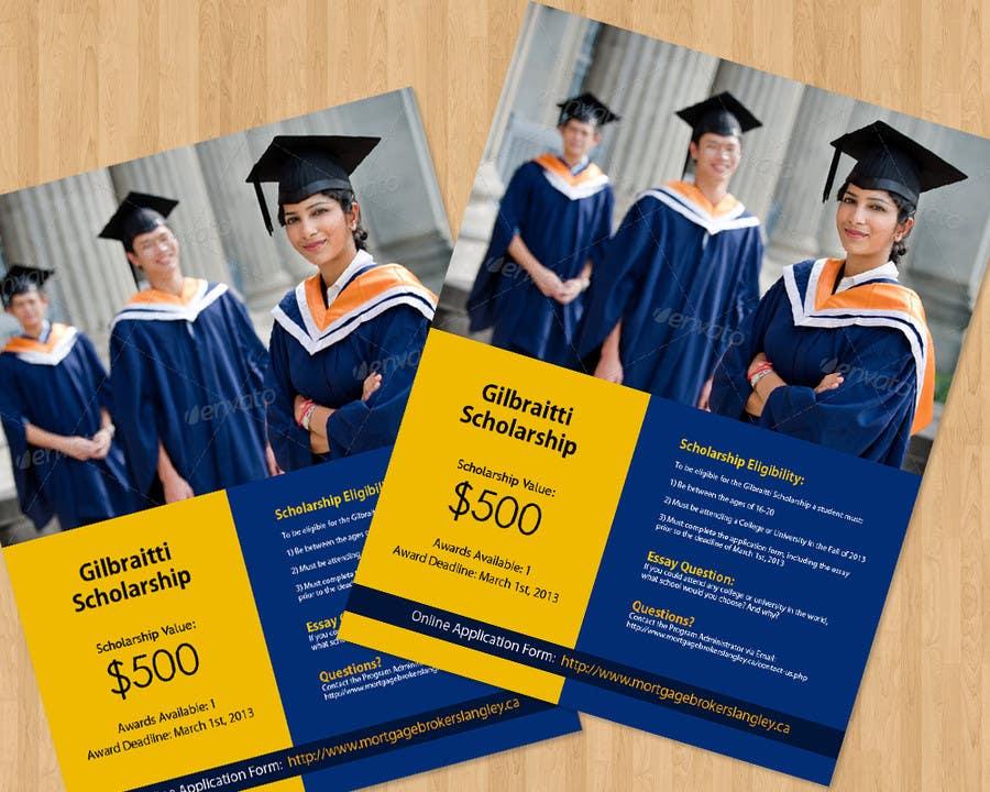Bài tham dự cuộc thi #                                        13                                      cho                                         Advertisement Design for StudentScholarships.org