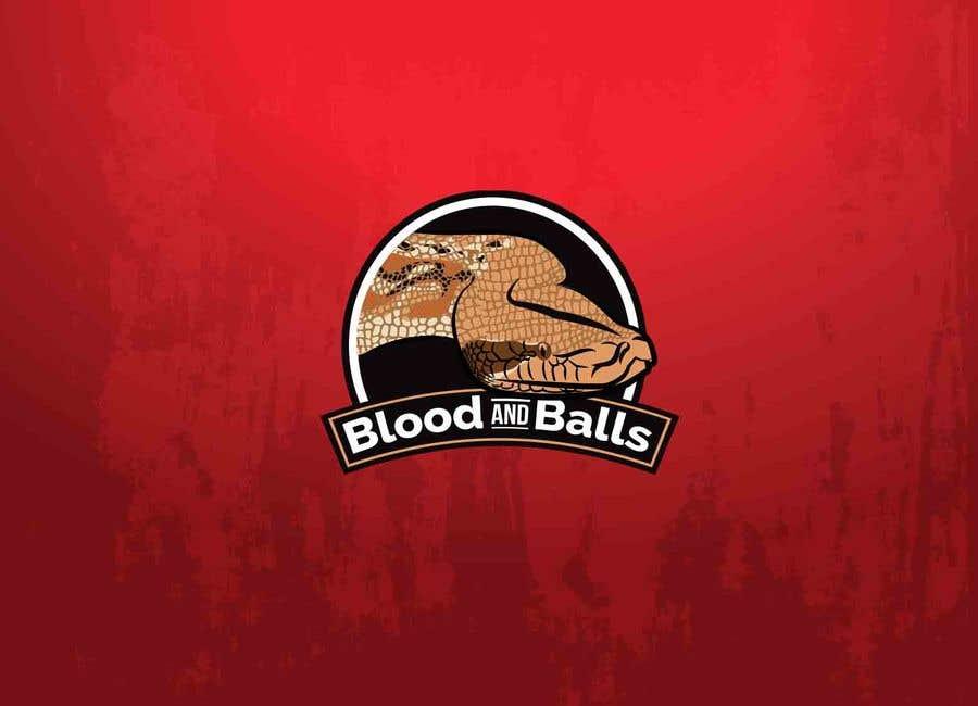 """Intrarea #35 pentru concursul """"Blood And Balls"""""""