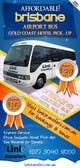 Konkurrenceindlæg #                                                46                                              billede for                                                 Flyer Design for Airport Transfer company (DL size)