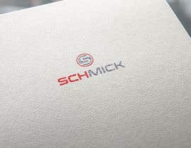 "#526 for Design a logo for the word ""Schmick"" the logo is to be designed for a brand focusing on hair products, shavers, perfume toothpaste, toothbrushes etc. by DONE63"