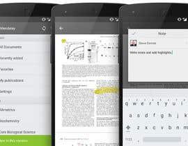 nº 2 pour Research UI for Gesture-rich Text Editor par nihalhassan93
