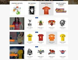 #10 untuk Shopify Designers only - Move 'launchpad star' template into the 'venture' template oleh sudpixel