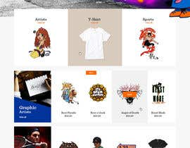 #8 untuk Shopify Designers only - Move 'launchpad star' template into the 'venture' template oleh syrwebdevelopmen