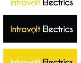 #423 for Design a Logo for INTRAVOLT ELECTRICS af davincho1974