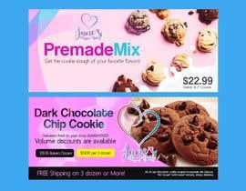 #47 untuk Cookie Ad Banners oleh BonaFideGPX