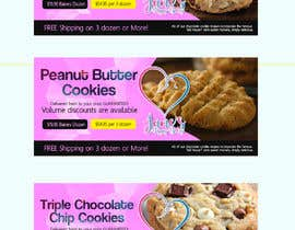 #70 untuk Cookie Ad Banners oleh BonaFideGPX