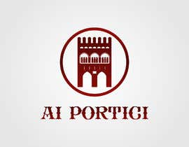 "#19 dla "" Ai Portici "" logo for historic bar in the center of the city of Cremona przez Kosingas"