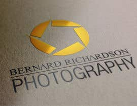 #137 pentru Logo Design for Bernard Richardson Photography de către LuisMiguel93