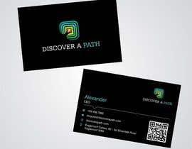 #31 para Design some Business Cards for Discover A Path por dinesh0805