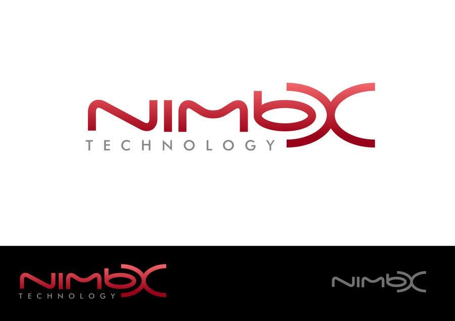Inscrição nº 107 do Concurso para NimbX Technology Logo Contest