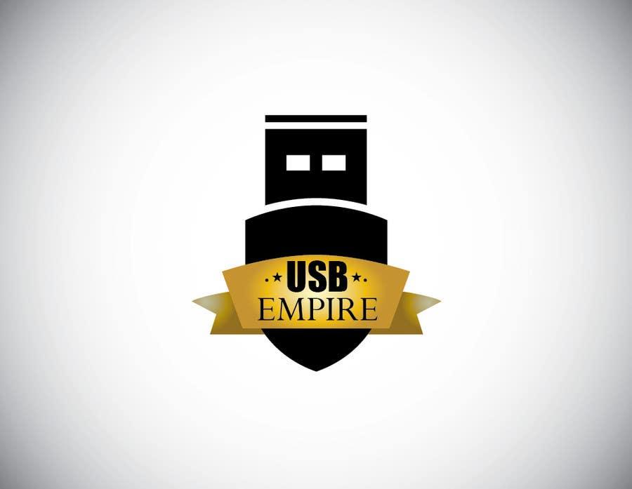 Konkurrenceindlæg #                                        96                                      for                                         Logo Design for USB Empire