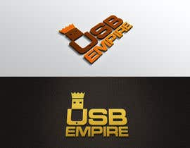 #95 para Logo Design for USB Empire por sourav221v