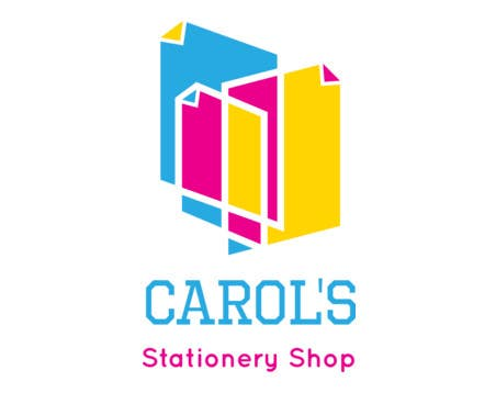Entry 35 by shali666 for Design a Logo for Stationery Online Shop