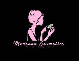 "#2 for logo for my business. Its about natural home-made cosmetics (cremes, soaps etc) witch are also terapeutical. The name is ""medsana cosmetics"". slogan is ""mens sana in corpore sano"" . Maybe a woman shape from the side holding something like a chamomile by Viclates"