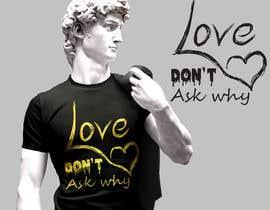 #33 untuk I need a tshirt design oleh RezaunNobi