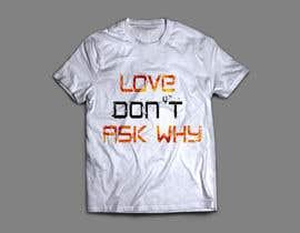 #44 untuk I need a tshirt design oleh meghdol