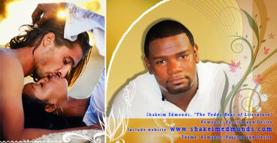 #5 for Banner Ad Design for Author/Poet, Shakeim Edmonds - Sizzling for the Season by luvephoto
