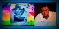 Contest Entry #4 for Banner Ad Design for Author/Poet, Shakeim Edmonds - Sizzling for the Season