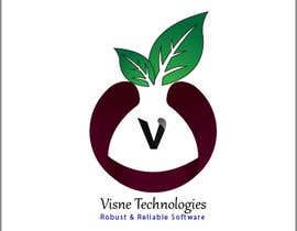 #40 for Design a Logo for Visne(Cherry) Apps - mobile company by nishattasniem