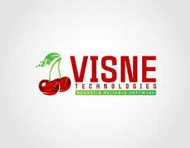 #28 for Design a Logo for Visne(Cherry) Apps - mobile company by owaisdoslani