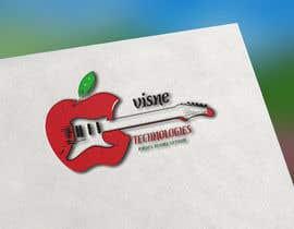 #32 for Design a Logo for Visne(Cherry) Apps - mobile company by rayhanahmedraju