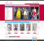Contest Entry #34 for Website Design for Dresses Fashion Site