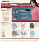 Contest Entry #39 for Website Design for Dresses Fashion Site