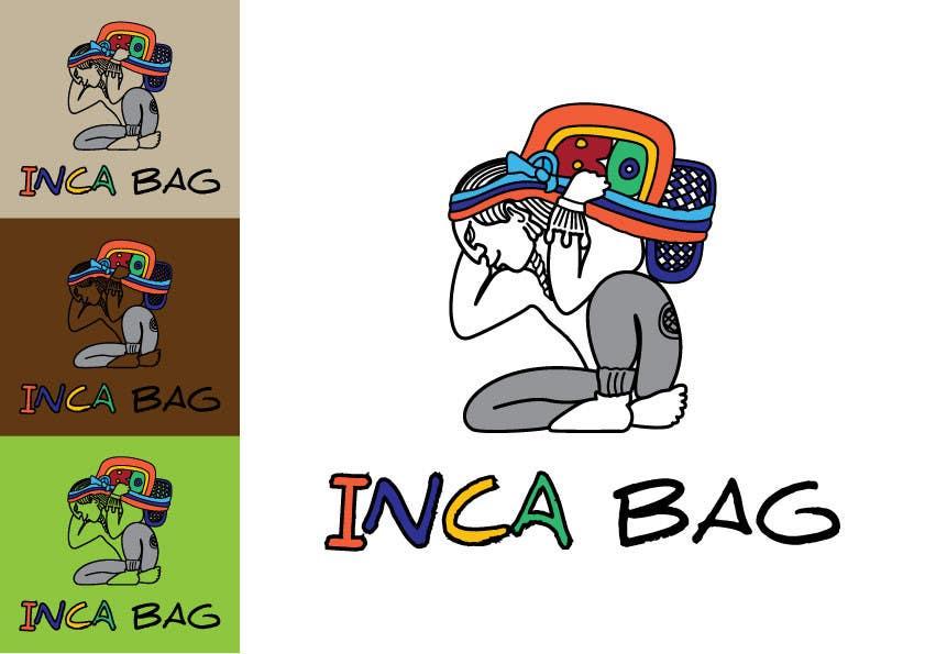 Contest Entry #                                        41                                      for                                         Inca Bag Logo