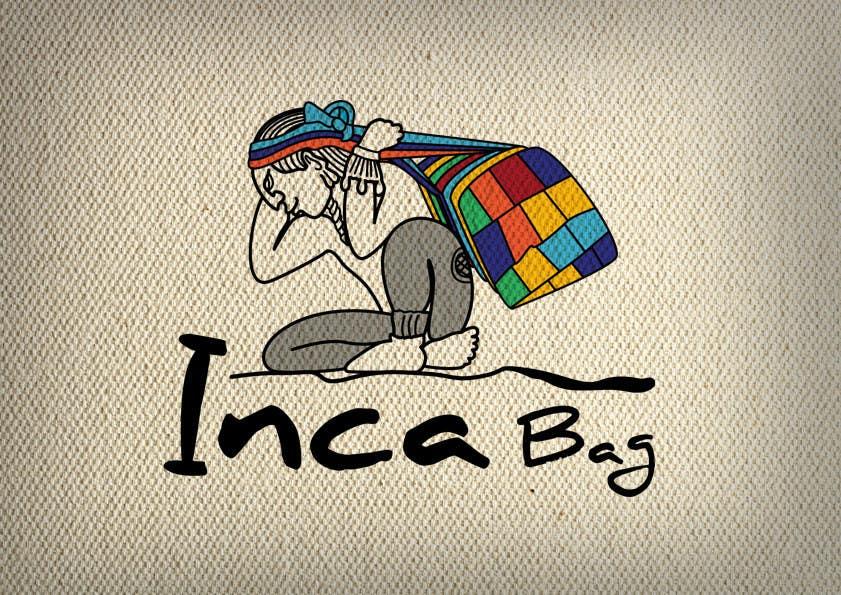 Contest Entry #                                        47                                      for                                         Inca Bag Logo